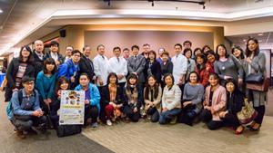 台湾大学だしイベント